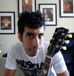 Marcos Moscat Bio
